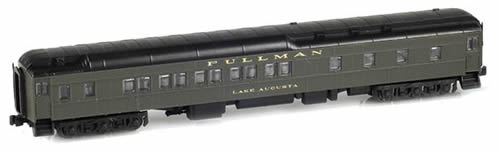 AZL 71101-1 - 10-1-2 Pullman Sleeper Green - Lake Augusta