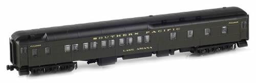 AZL 71104-1 - 10-1-2 Pullman Sleeper LAKE ARIANA SP Dark Olive