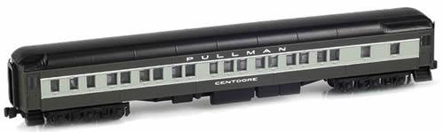 AZL 71202-1 - 8-1-2 Pullman Sleeper PS Two Tone Grey - Centdore