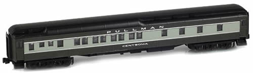 AZL 71202-3 - 8-1-2 Pullman Sleeper PS Two Tone Grey - Centsoma