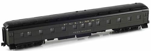 AZL 71301-3 - 6-3 Pullman Sleeper PS Green - Glen Rapids