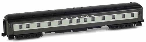 AZL 71302-0 - 6-3 Pullman Sleeper PS Two Tone Grey
