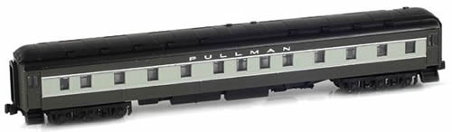 AZL 71302-0 - 6-3 Pullman Sleeper PS Two Tone Grey