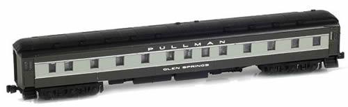 AZL 71302-2 - 6-3 Pullman Sleeper PS Two Tone Grey - Glen Springs