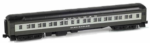 AZL 71302-3 - 6-3 Pullman Sleeper PS Two Tone Grey - Glen Eagles