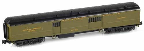 AZL 71604 - SP Pullman Baggage Car