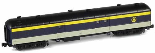 AZL 71610 - B&O Pullman Baggage Car
