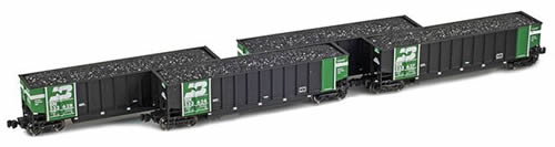 AZL 90108-1 - 4pc Bethgon Coal Porter Set of the BN - Set 1