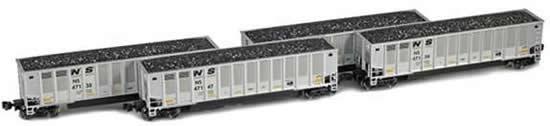 AZL 90114-1 - 4pc BethGon Coalporter Set 1 of the NS