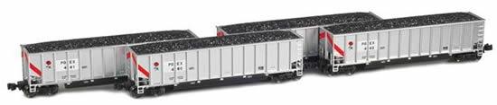 AZL 90116-2 - 4pc PGEX (Portland Gas and Electric) BethGon Coalporter Set