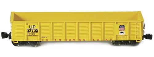 AZL 90243-1 - Waffle Side gondola Set UP 4 pack