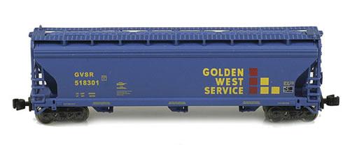 AZL 90312-1 - ACF 3-Bay Set 1 GVSR 4 pack