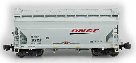 AZL 903904-1 - BNSF ACF 2-Bay Hopper - 405360