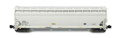 AZL 90701-1 - ACF 4-Bay Hopper Set 1 FPCX 4 pack