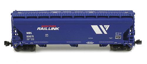 AZL 91311-1 - ACF 3-Bay Single MRL