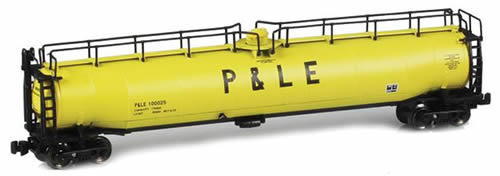 AZL 91334-1 - P&LE 33,000 Gallon Tank Car LPG 100025
