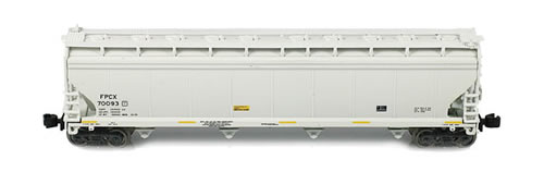 AZL 91701-1 - ACF 4-Bay Hopper Single FPCX