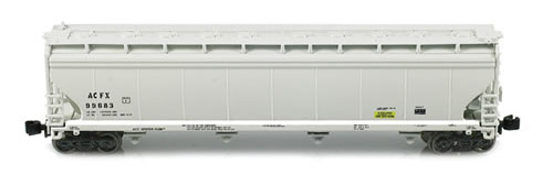 AZL 91705-1 - ACF 4-Bay Hopper Single ACFX