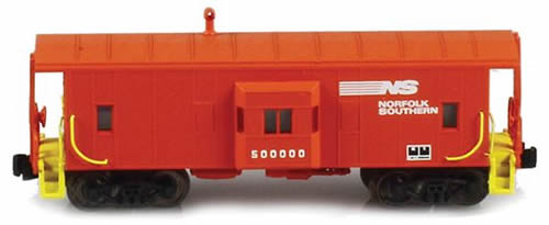 AZL 92005-03 - Norfolk Southern C-30-5 Bay Window Caboose 500000