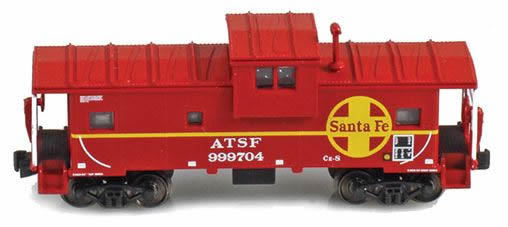AZL 921000-2 - ATSF Wide Vision Caboose 999705