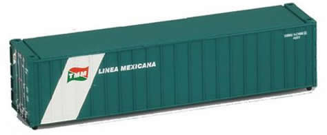 AZL 95209 - TFM 40' Container  Single
