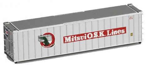 AZL 95210 - Mitsui 40' Container  Single
