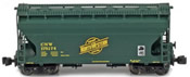CNW ACF 2-Bay Hopper 175174