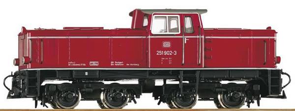 Bemo 1001802 - German Diesel Locomotive V51 902 of the DB