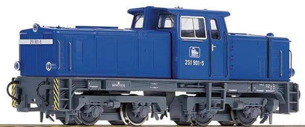 Bemo 1001861 - German Diesel Locomotive BR 251 of the RüKB Railway