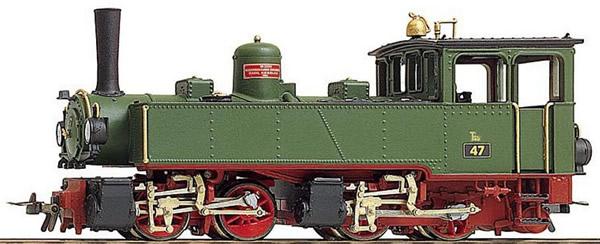 Bemo 1004820 - German Steam Locomotive BR 99 637 of the K.W.St.E.