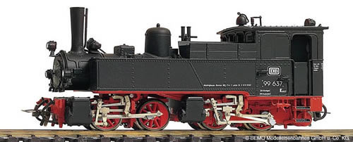 Bemo 1004828 - German Steam Locomotive BR 99 637 of the DB