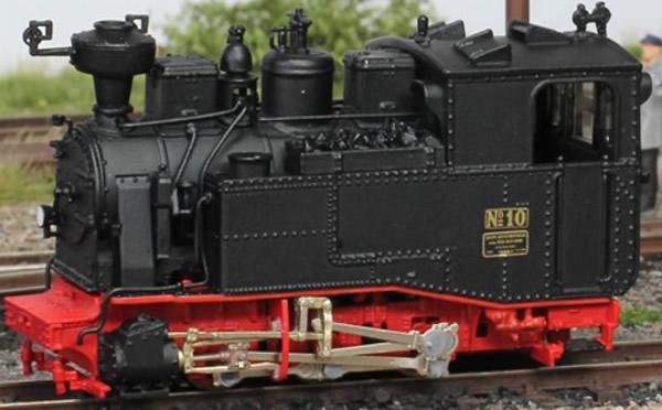 Bemo 1013805 - German Steam Locomotive sä. I-K No 10 of the K.Sä.Sts.B