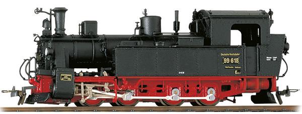 Bemo 1015800 - German Steam Locomotive Kit of the Tenderlok Series sow. VK of the K.Sächs.Sts.B.