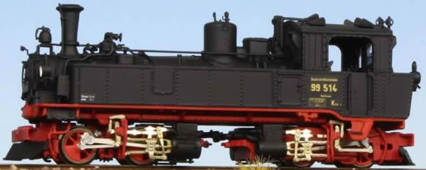 Bemo 1016814 - German Steam Locomotive BR 99 514 of the DRG