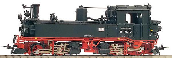 Bemo 1016860 - German Steam Locomotive BR 99 1542-2 of the DR