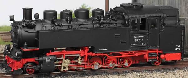 Bemo 1017892 - German Steam Locomotive BR 99 783 of the RüKB