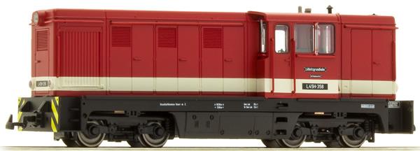 Bemo 1020875 - German Diesel Locomotive BVO L45H-358