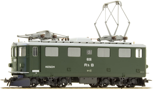 Bemo 1250136 - Swiss Electric Locomotive Ge 4/4 I of the RhB