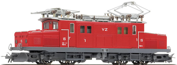 Bemo 1253535 - Swiss HGe 4/4 Electric Locomotive of the BVZ