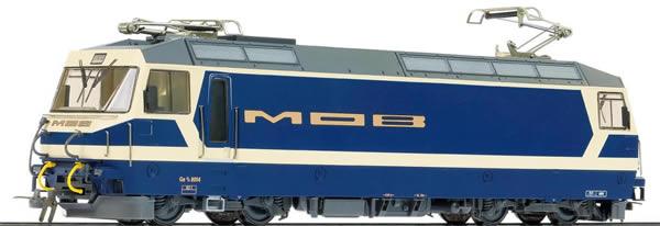 Bemo 1259301 - Swiss Electric Locomotive Ge 4/4 8001 MOB