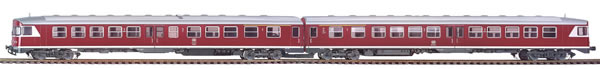 Bemo 1520811 - German Diesel Railcar 624 625/624 628 of the DB