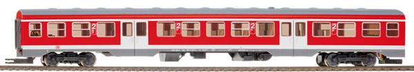 Bemo 1623840 - German 934 441 Intermediate Car for BR 624/634