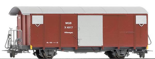 Bemo 2250259 - Goods Wagen X 4917