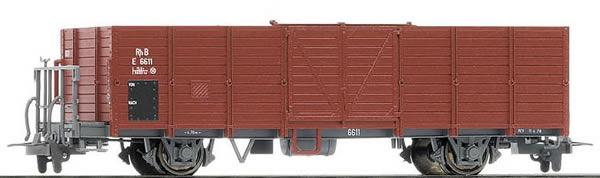 Bemo 2251118 - Open Goods Wagen E6618