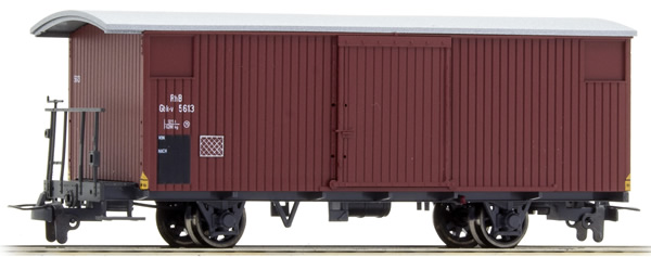 Bemo 2293123 - Covered Freigh Wagen Gbk-v 5613