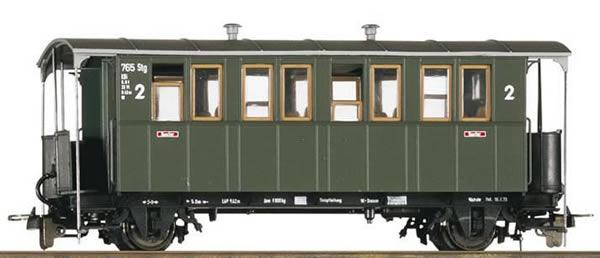 Bemo 3002821 - 2nd Class Passenger Coach KBi 731