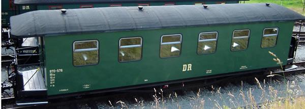 Bemo 3021807 - 2nd Class Passenger Wagen 970-576