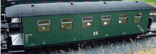 Bemo 3021809 - 2nd Class Passenger Wagen 970-399