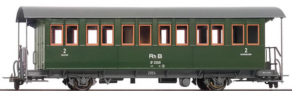 Bemo 3230120 - B 2068 Passenger Wagen 60er Jahre