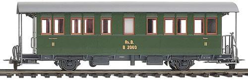 Bemo 3230140 - Historic Steam Train Coaches B 2060
